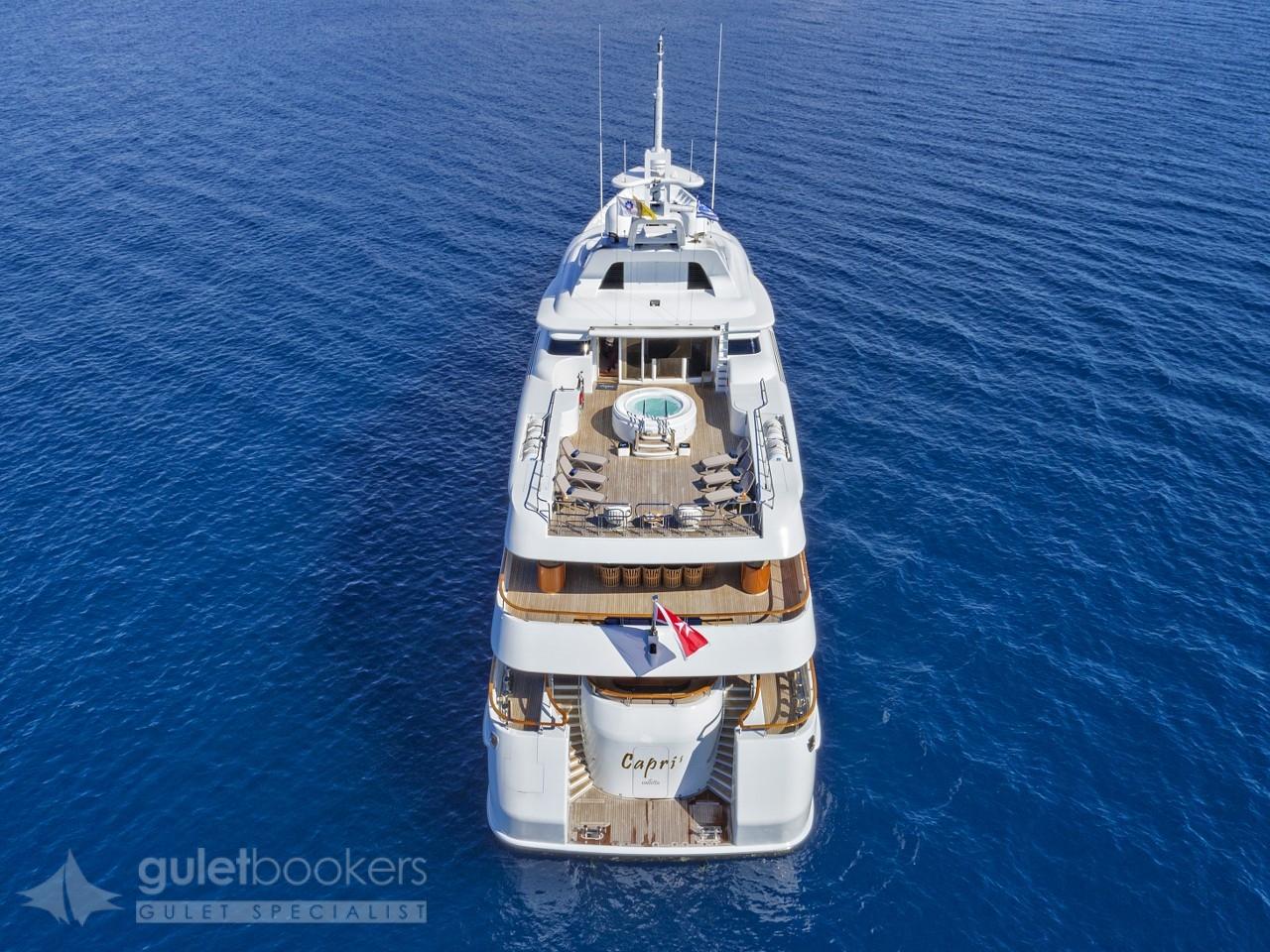Motor Yacht Capri i