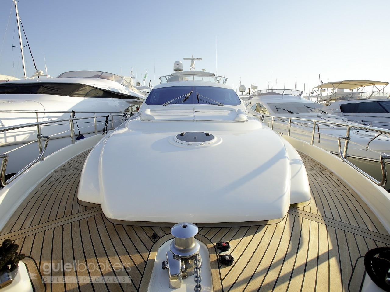Motor Yacht George V