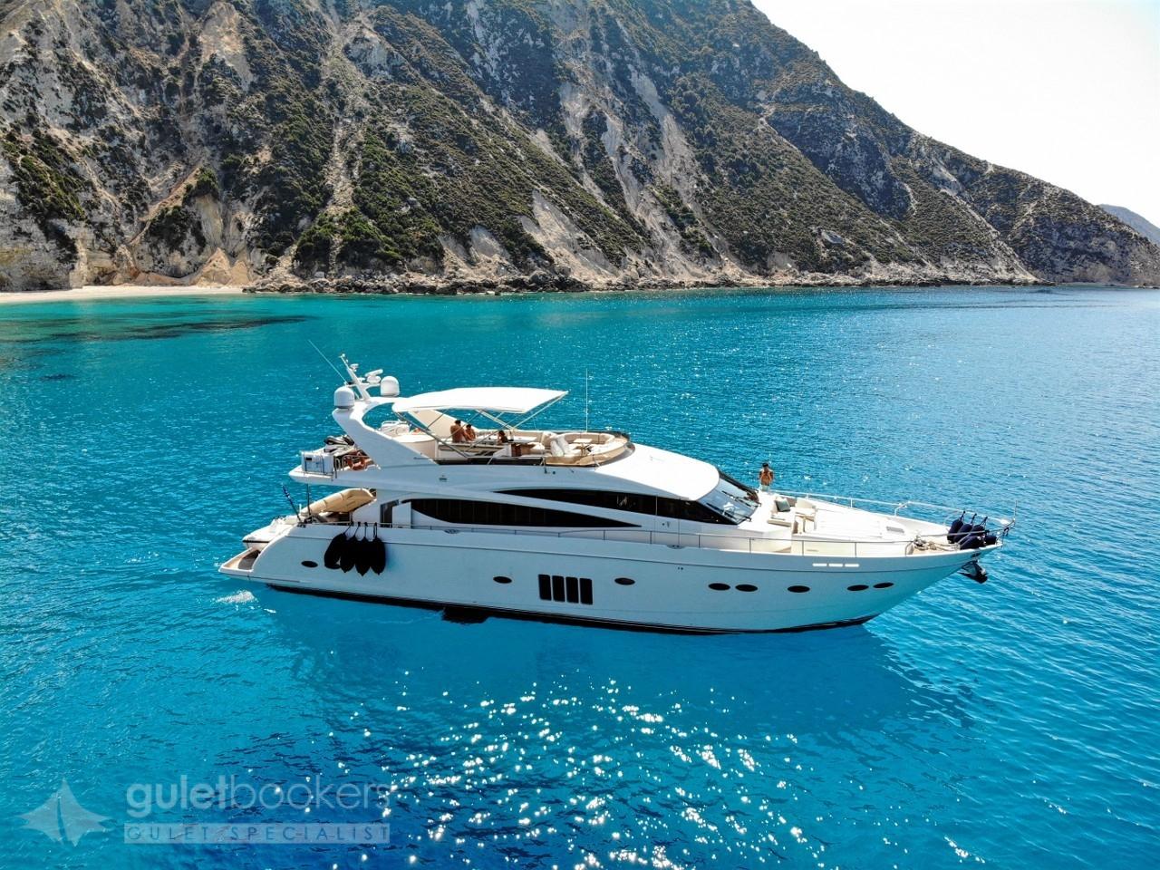 Motor Yacht Gia Sena