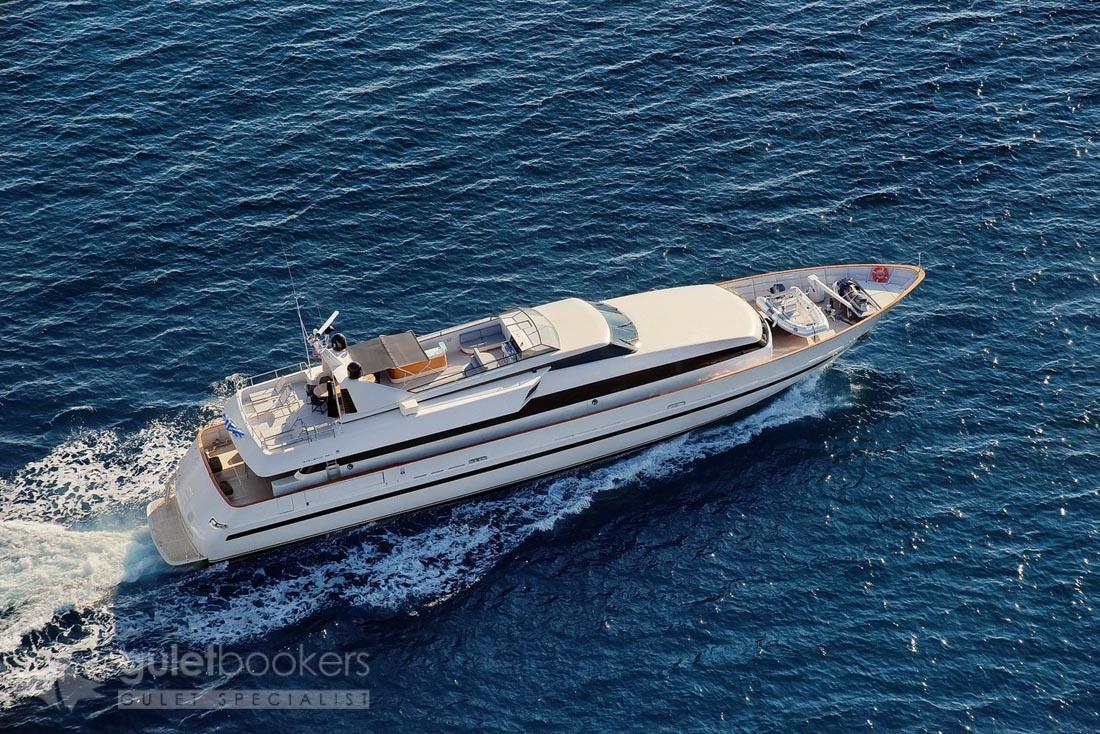 Motor Yacht Obsesion