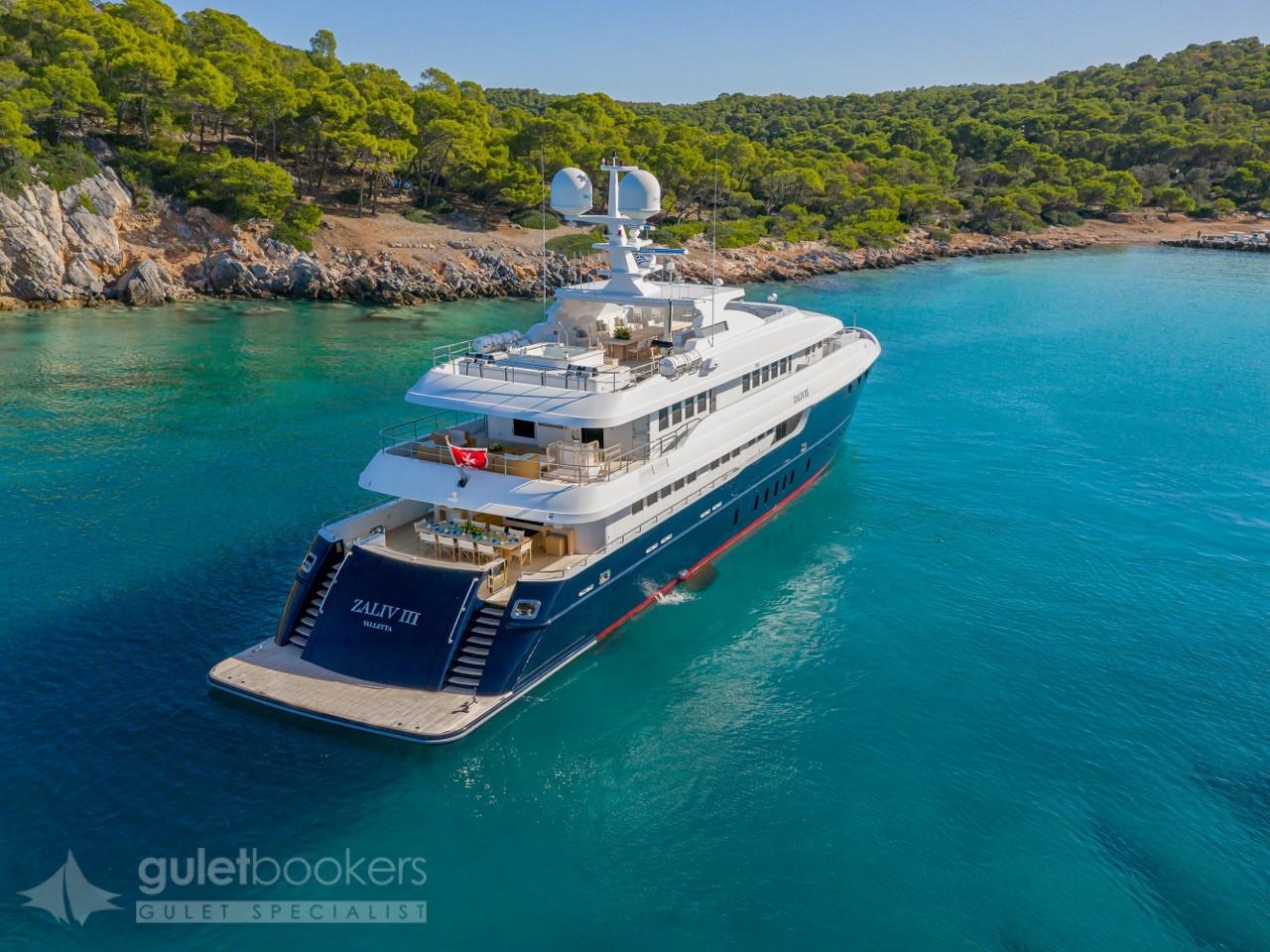 Motor Yacht Zaliv III