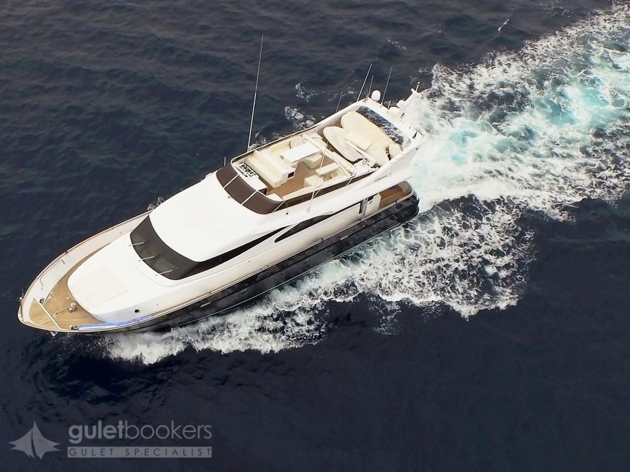 Motor Yacht Zoe