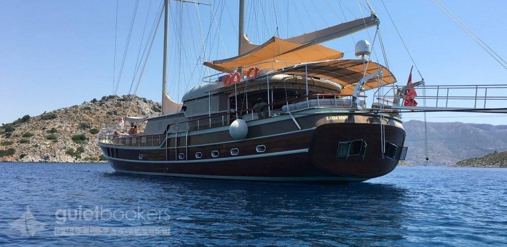 Gulet Yacht E.Arda Deniz