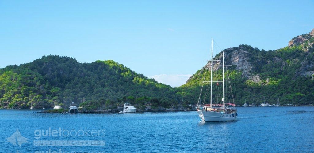 1 Hafta, 2 Ülke: Türkiye-Yunan Adaları Yat Turu