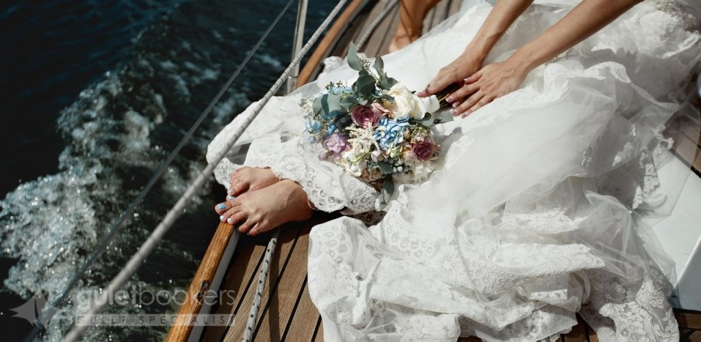 Organize your Wedding On A Yacht