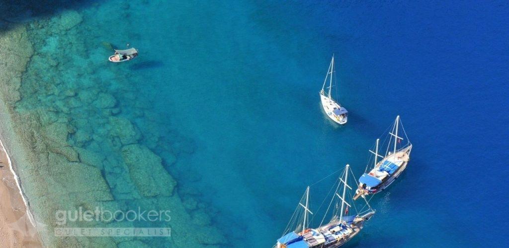 Türkiye'nin Muhteşem Güzellikteki Koyları