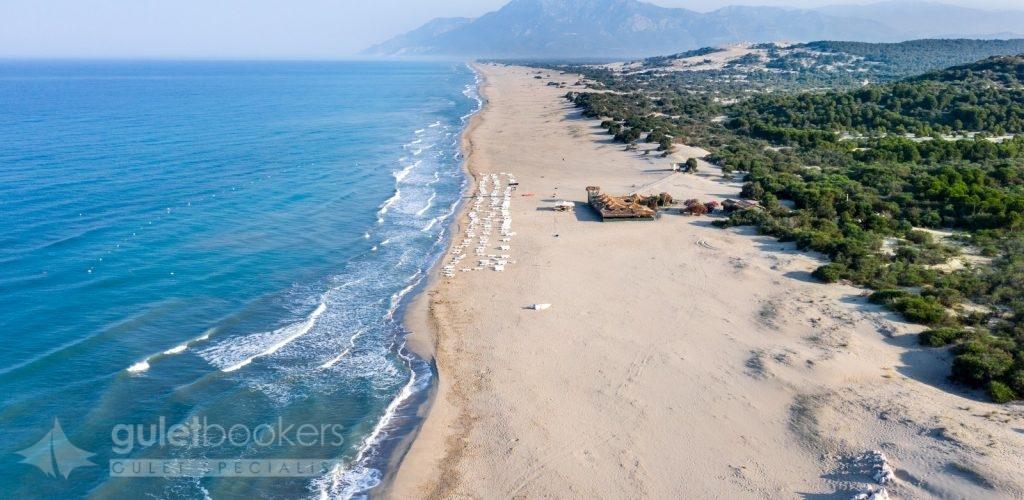Patara Beach Antalya Kalkan Turkey