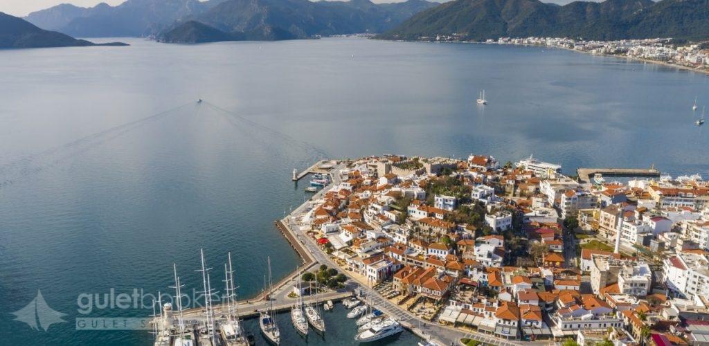 Boat Rental in Marmaris Turkey
