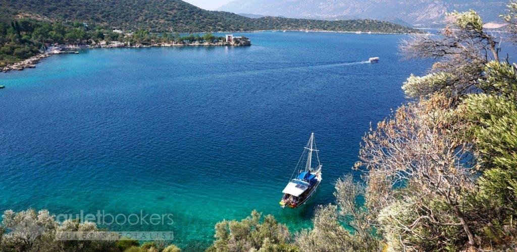 Limanağzı Koyu Antalya