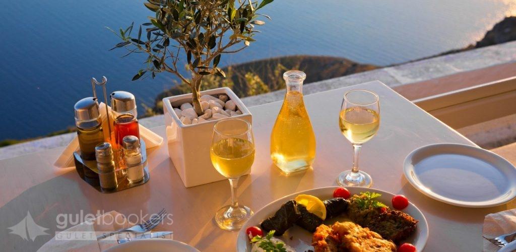 Popular Greek Islands and Sea Food Restaurants
