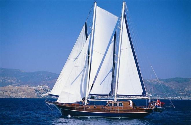Caicchi a Vela Gulet Yacht List